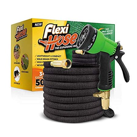 Flexi Hose No Kink 3/4
