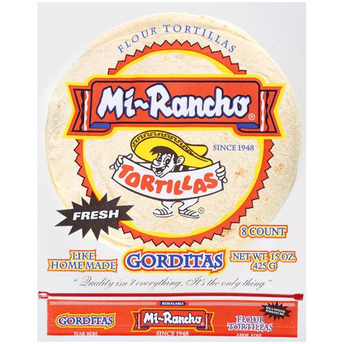 Mi Rancho Mi Rancho  Tortillas, 8 ea