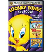 Looney Tunes: Let Loose Triple Feature by