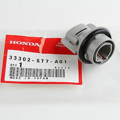 Genuine OEM Honda Front Turn Signal Light Socket Acura Integera 1994-2001 DC2 Type-R ()