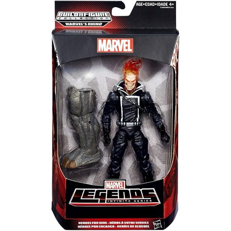 Marvel Legends Infinite Series Heroes for Hire Ghost Rider (Ghost Rider 1 Watch Online)
