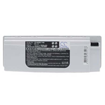 Replacement for NOKIA BOOKLET 3G replacement battery