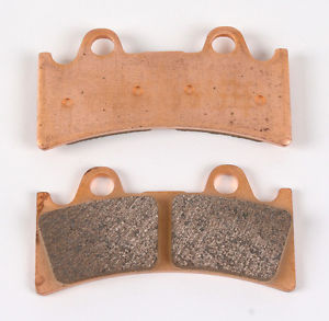 EBC Double-H Sintered Brake Pads Front (2 sets Required) Fits 94-96 Yamaha FZR1000