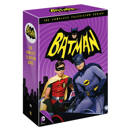 Batman: The Complete Television Series (DVD) (Best Sex Ever Tv Series)