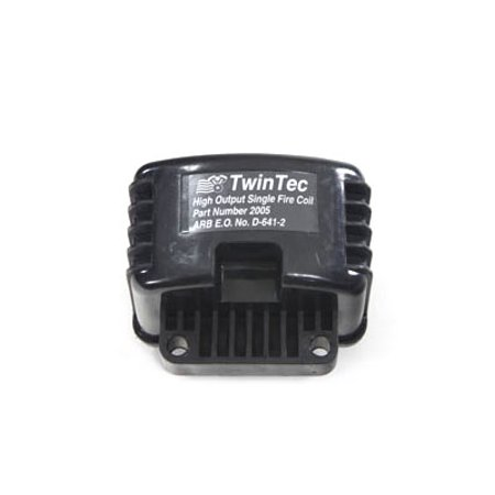 High Output 3.0 Ohm Single Fire Coil,for Harley Davidson,by V-Twin