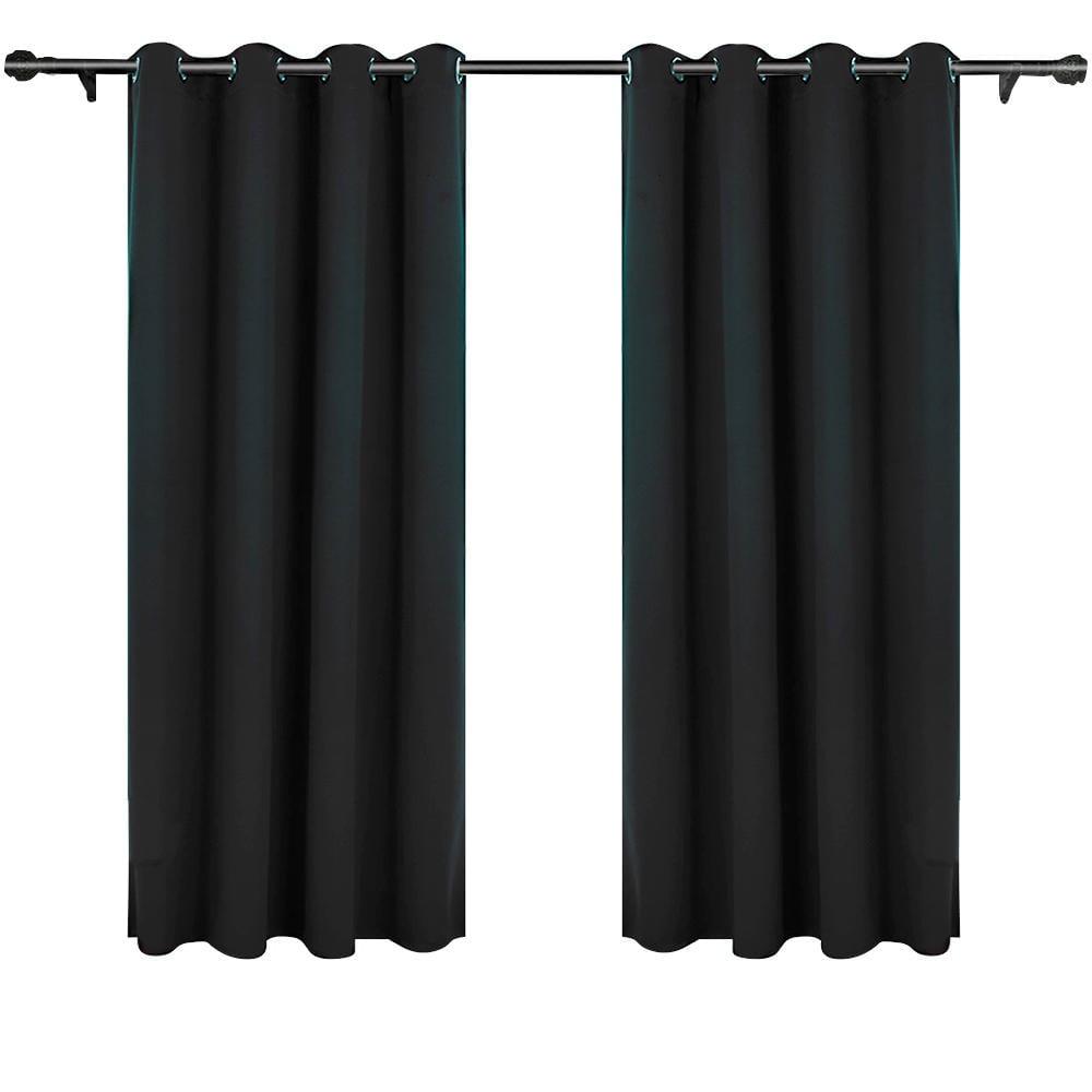 Livingbasics Blackout Curtain For Bedroom Or Living Room 8