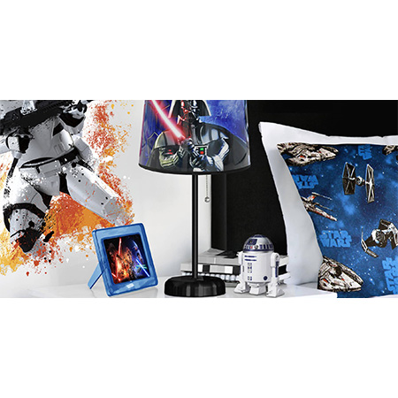 Star Wars Room Collection