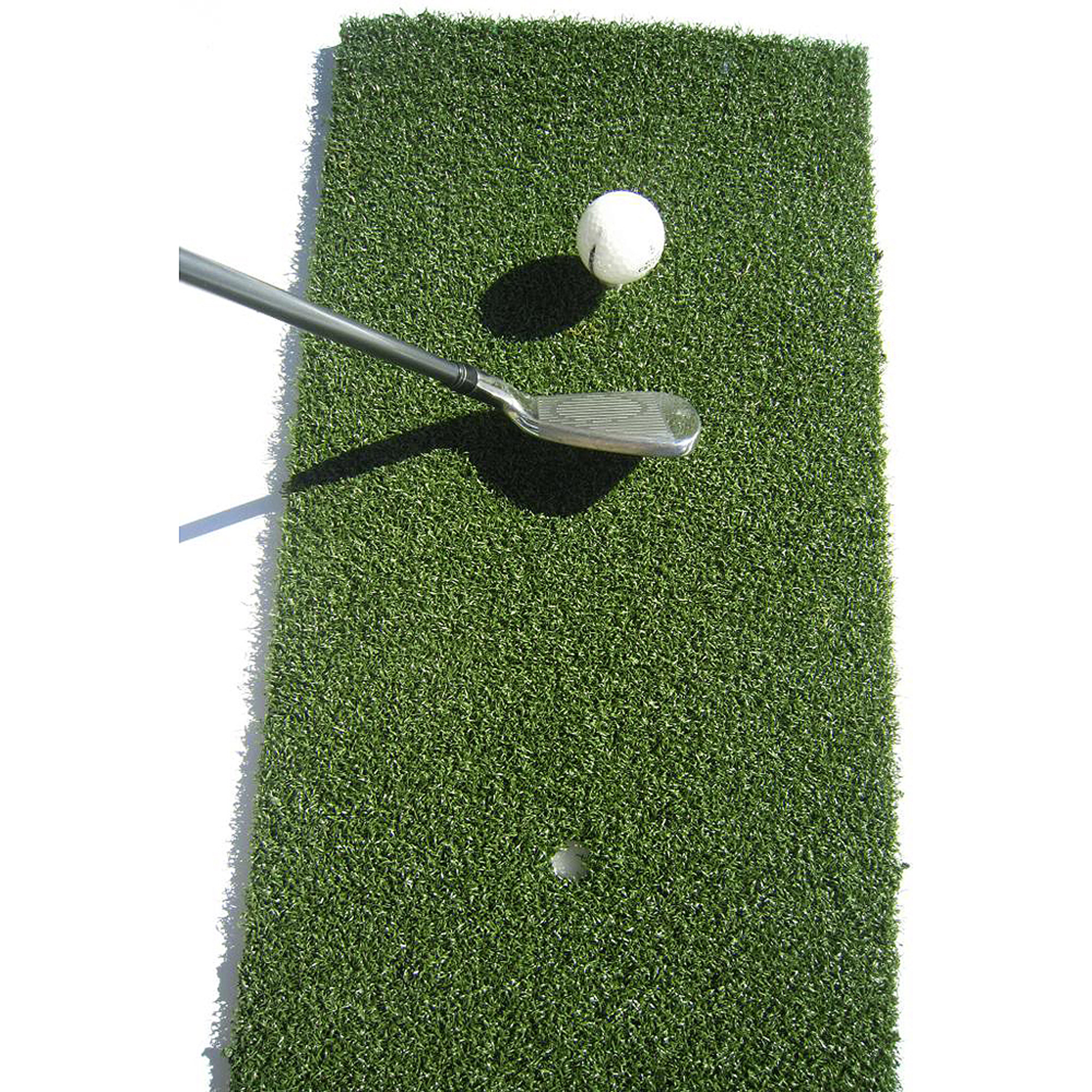 ProViri Practice Golf Mat with 5mm Foam Back