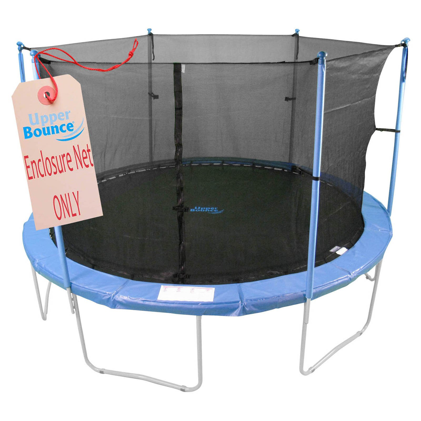 Upper Bounce 8 ft. Trampoline Enclosure Safety Net