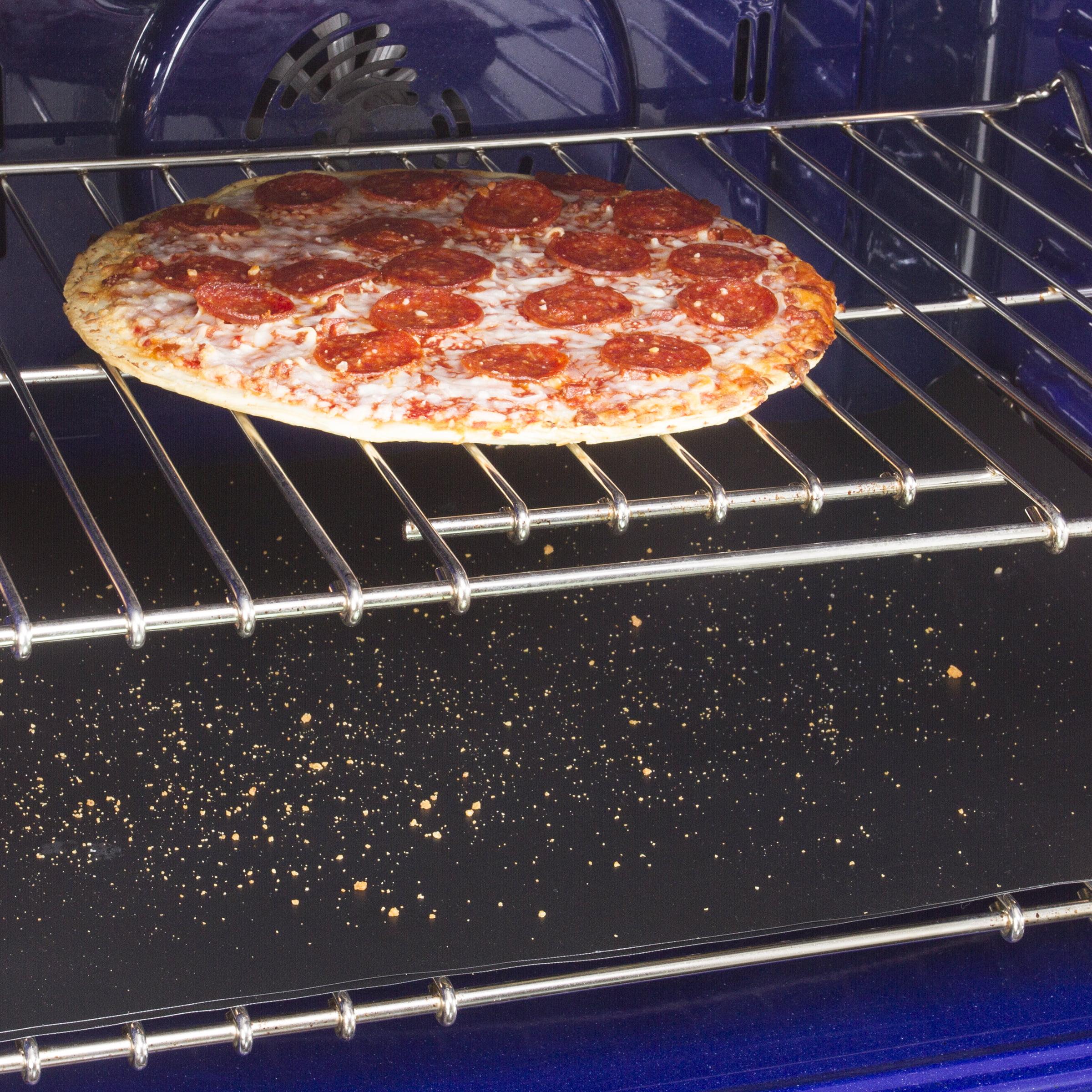 Kitchen Home Oven Liner Set Of 2 Large Heavy Duty Non Stick Reusable Bpa Free Oven Mat Walmart Com Walmart Com