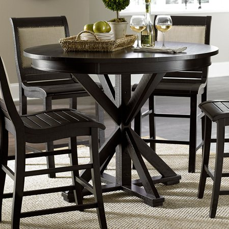 furniture willow round counter height dining table
