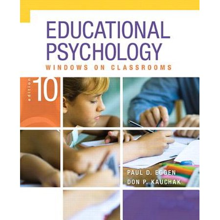 Educational Psychology : Windows on Classrooms, Enhanced Pearson Etext -- Access Card