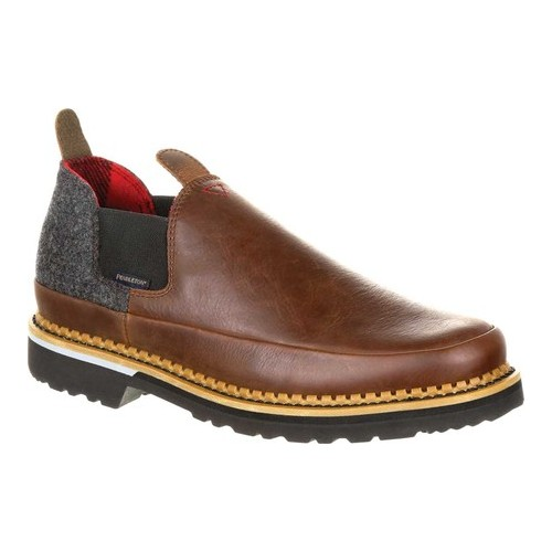"Men's Georgia Boot GB00209 4"" Giant Pendleton Romeo Shoe by Georgia"