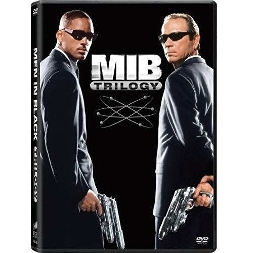 MIB Trilogy: Men In Black 1-3 (With INSTAWATCH)