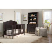 Delta Children Madrid 4-in-1 Fixed-Side Convertible Crib, (Choose Your Finish)