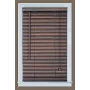 Park Avenue Collection Luna 2 Vinyl Venetian Blind With 2 In Valance 23x64