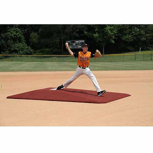 "Tapered Pro Game Mound, 8"" High"