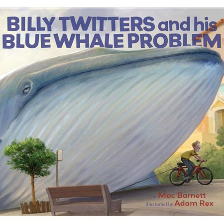 Billy Twitters and His Blue Whale Problem (Hardcover)