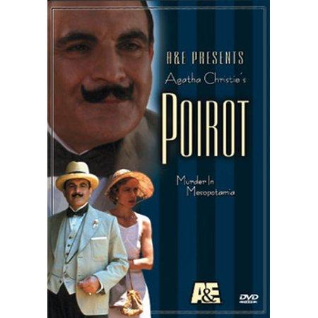 Poirot: Murder In Mesopatamia (DVD)