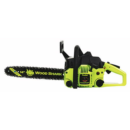 Poulan 14 woodshark chainsaw walmart poulan 14 woodshark chainsaw greentooth Image collections
