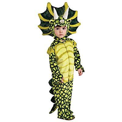 Silly Safari Costume, Triceratops Costume-Small - Halloween River Safari