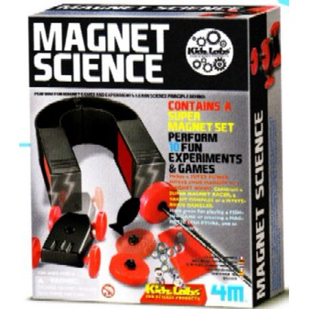 Magnet Science Experiment Kit