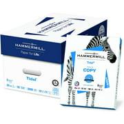 Hammermill Tidal Printer Paper, 8.5 x 11in, 20lb, 92 Bright, 5,000 Sheets / 10 Ream