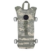 Tactical MOLLE Hydration Pack, Holds 3 Liter Bladder