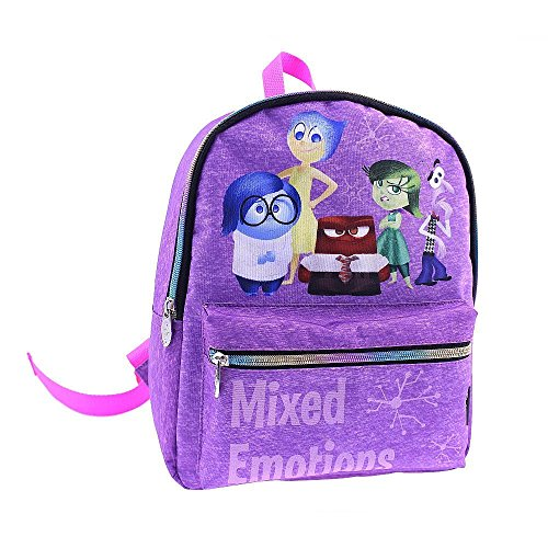 Disney Pixar Inside Out Mini Backpack