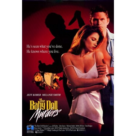 The Baby Doll Murders Movie Poster (11 x 17) (Toddler Movies)