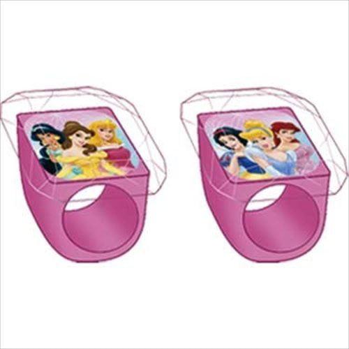 Disney Princess Jewel Rings / Favors (4ct)