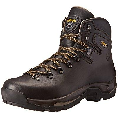 ASOLO om2064-519 men's brown tps 535 lth.v hiking boots-9