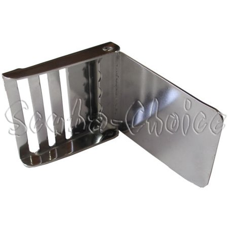 3 Slot Belt - Scuba Diving Stainless Steel Weight Belt Buckle with 3 Slots