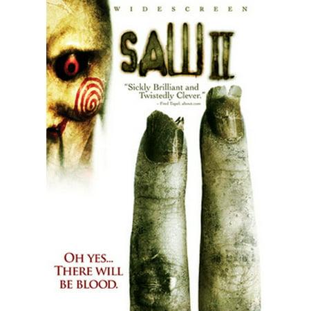Saw II (DVD) - Halloween Ii O Filme