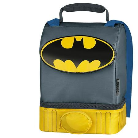 Thermos Batman Lunch Kit with Cape Batman Lunch Box