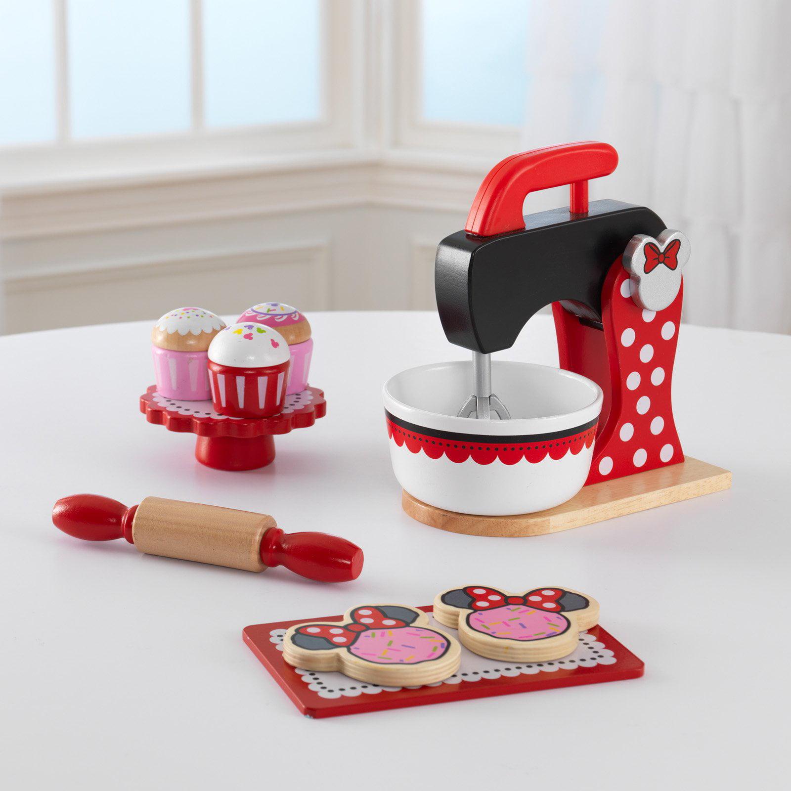 KidKraft Deluxe Minnie Mouse Baking Set + Treats by KidKraft