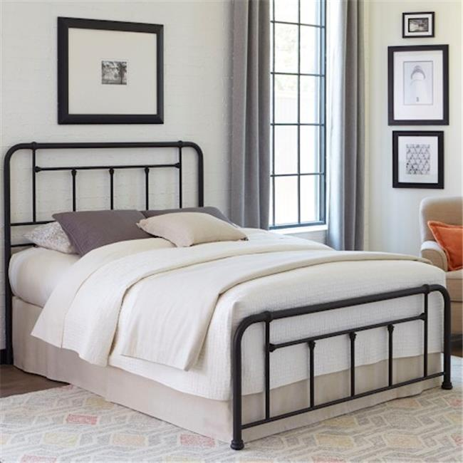 6 x 6 Baldwin Bed with Frame - King Size