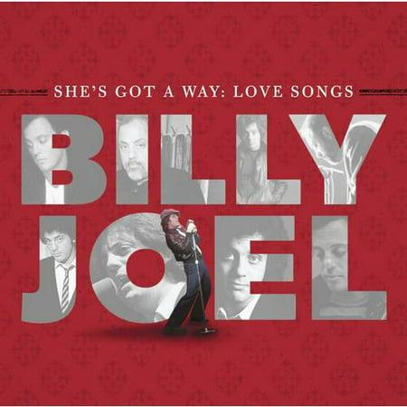 She's Got A Way: Love Songs](A Halloween Songs)