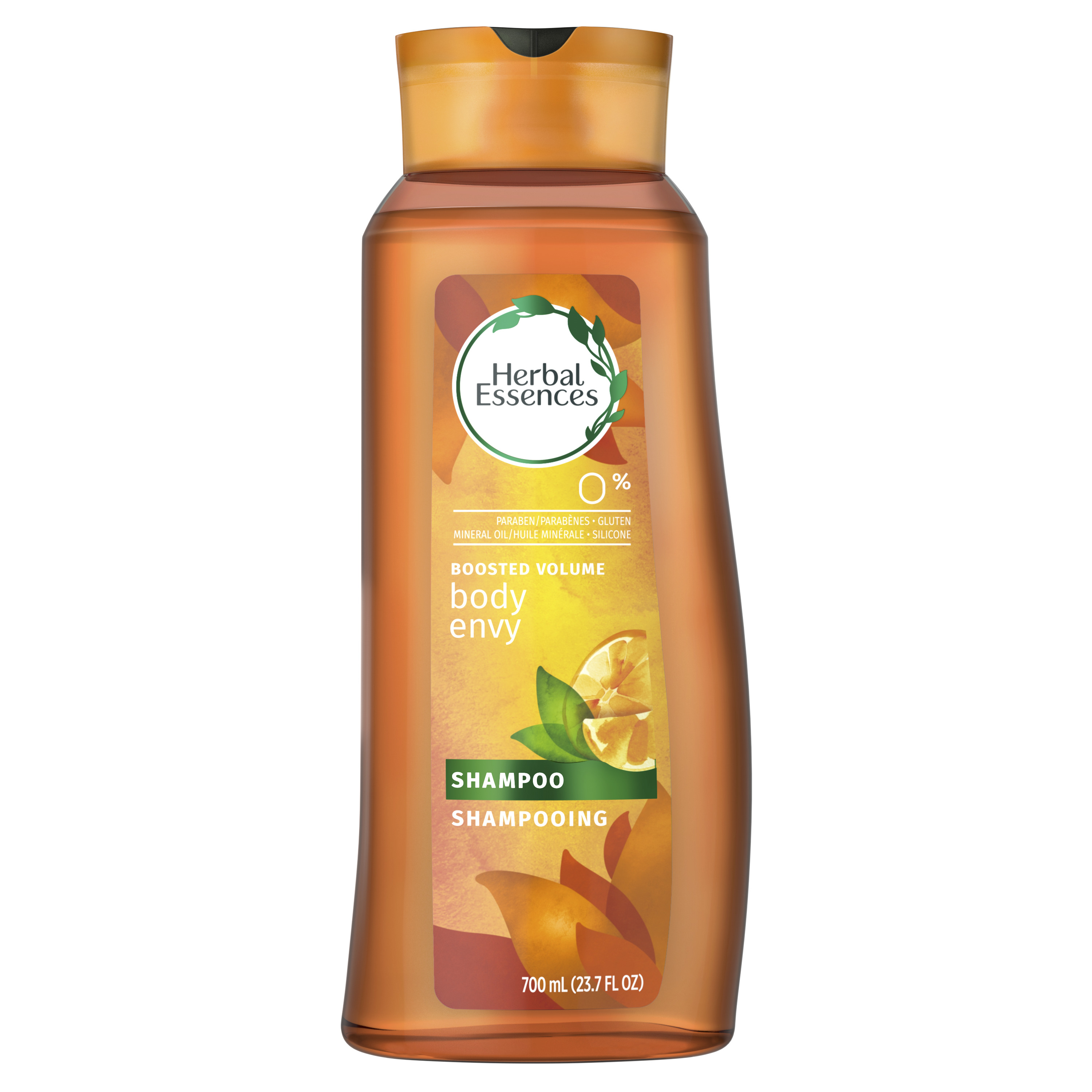 Herbal Essences Body Envy Volumizing Shampoo with Citrus Essences, 23.7 fl oz