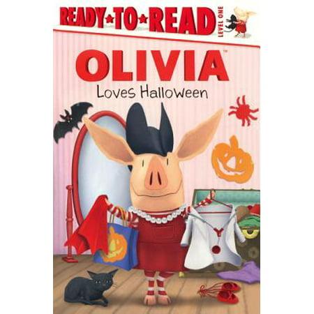 Olivia Loves Halloween for $<!---->