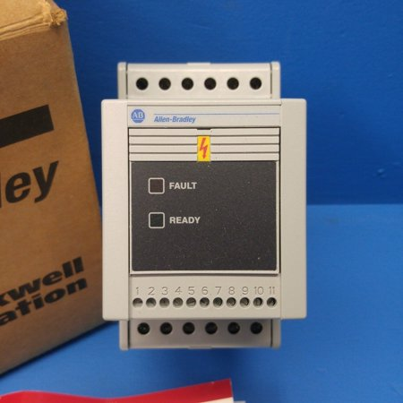 Allen Bradley Guardmaster - New Allen Bradley 160-BA01NSF1 Series C FRN 7.06 .5 HP Variable Speed Drive NIB