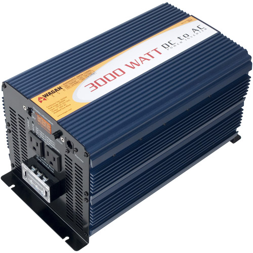 Wagan ProLine 3,000W/6,000W Inverter