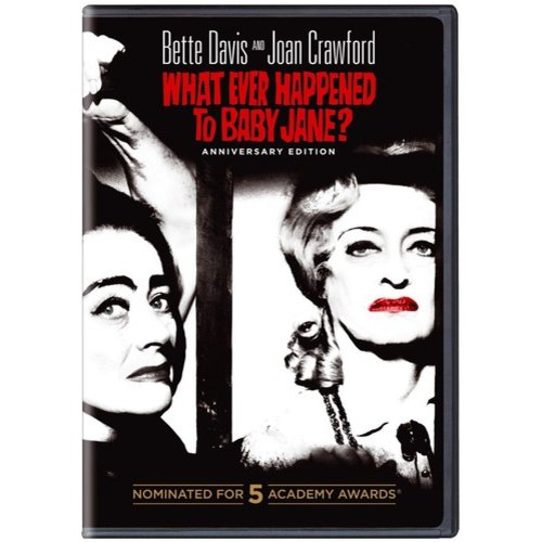 WHAT EVER HAPPENED TO BABY JANE-50TH ANNIVERSARY (DVD/2 DISC/SPECIAL ED)