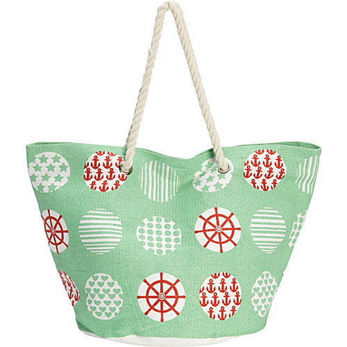Magid Circle Nautical Tote