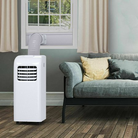 10000 BTU Air Conditioner & Dehumidifier w/ Remote Control Window Kit - image 3 of 10