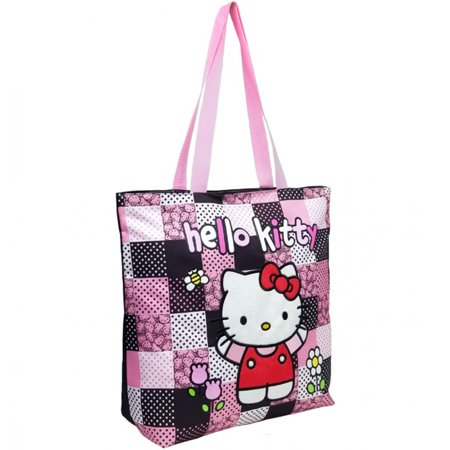 Hello Bag82518 Tote Kitty Black Patch WdxrCBoe