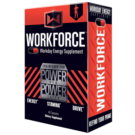 Mdrive Workforce Energy Support 45 Count