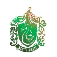 Advanced Graphics Harry Potter 7 Slytherin Crest Wall Decal