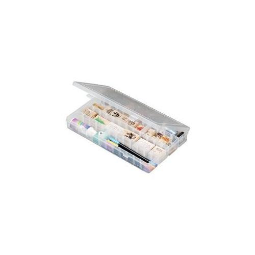 ArtBin 304263 Artbin Solutions Box 4-48 Compartments-14. 125 inch x 9 inch x 2 inch Translucent