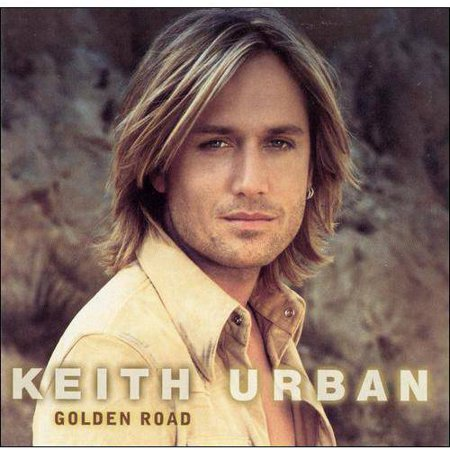 Keith Urban   Golden Road  Cd